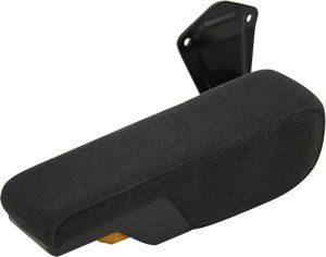 Polstrat armstöd 80mm bredd