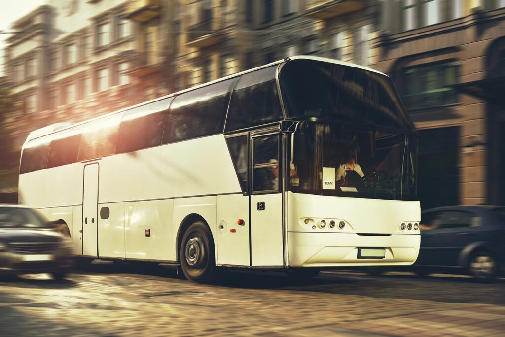 Förarstol till buss